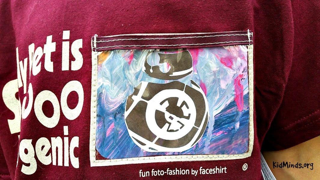 face shirt 10el
