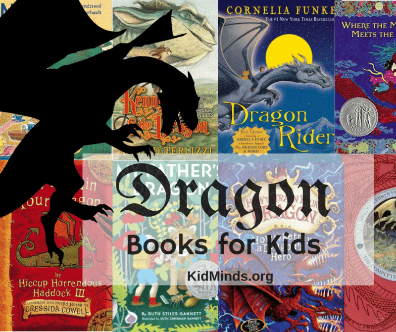 Fabulous Dragon Books for Kids