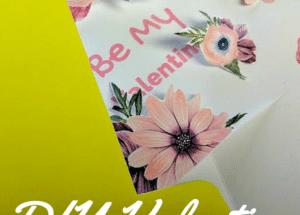 DIY Valentine's Day 3-D Card (Printable)