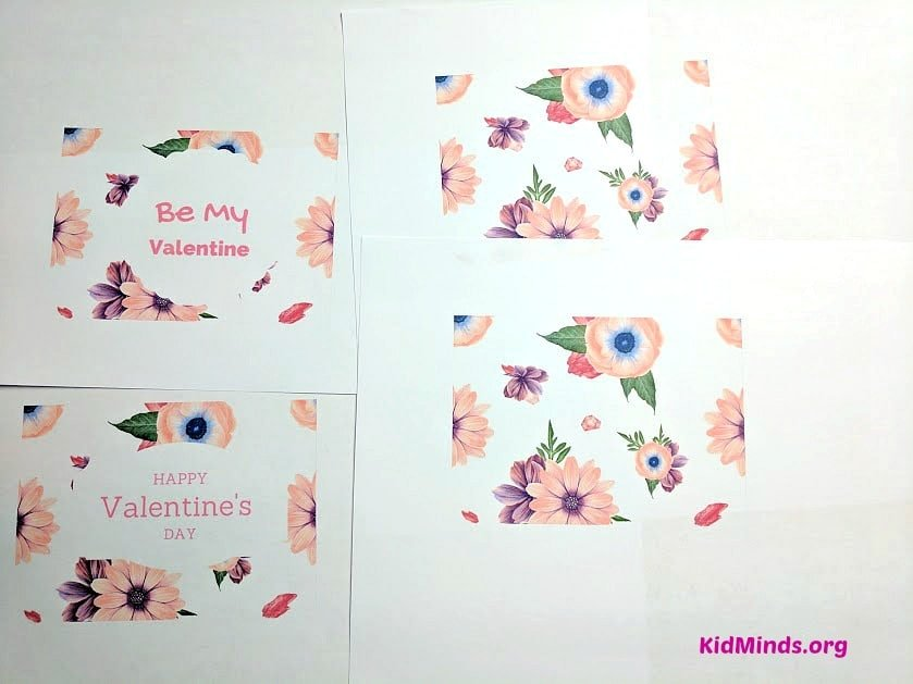 We loved our DIY Printable Valentine's Day Cards so much, we decided to share them with you. Both templates are available to you as FREE printables. Enjoy! #DIY #ValentinesDay #card