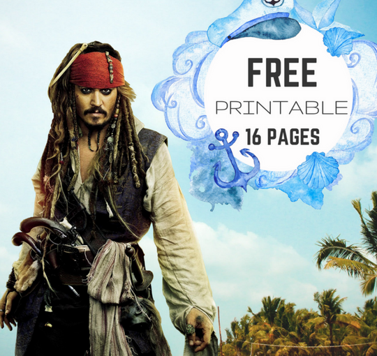 Pirates of the Caribbean Math: 2-digit addition and subtraction with regrouping