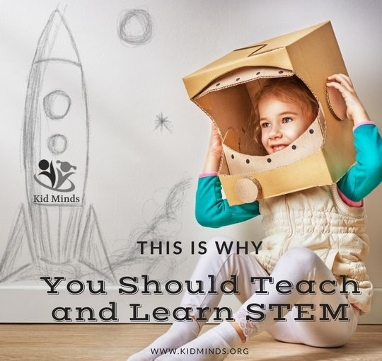 This Is Why You Should Teach and Learn STEM