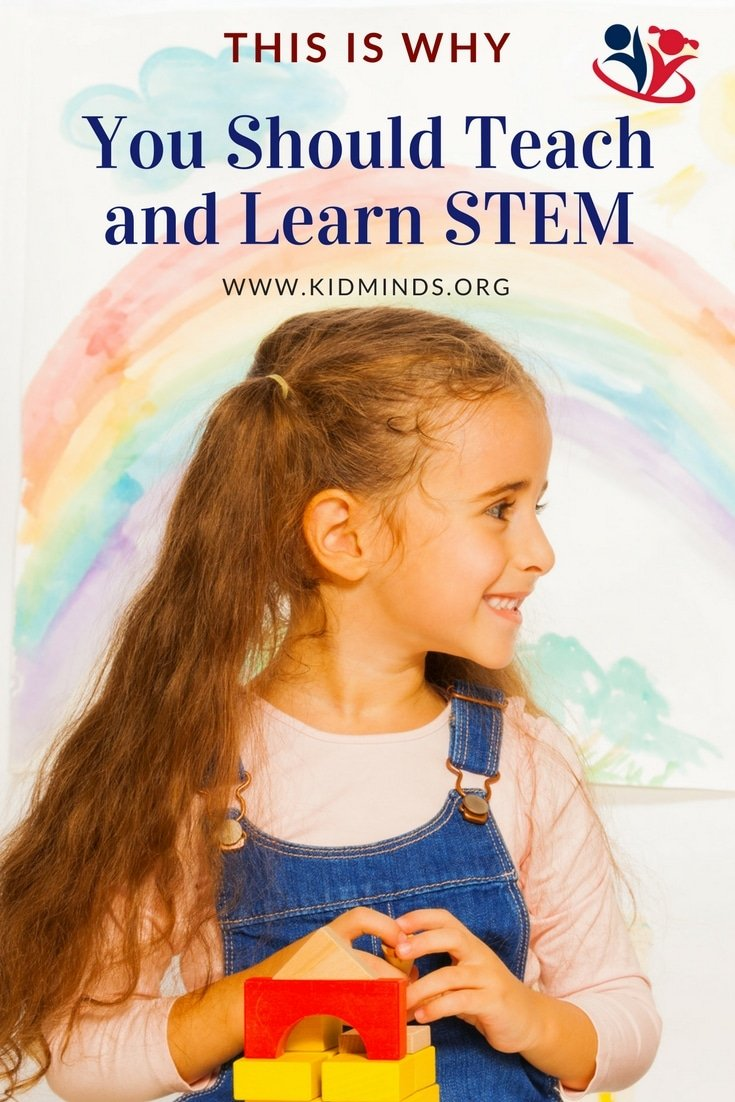 Why You Should Teach and Learn STEM #education #handsonscience #learnthroughplay