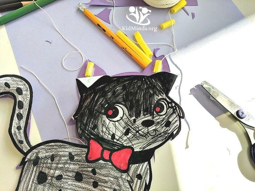 Unique Mother's Day Gift ROBOT CAT #scienceforkids #robots #homeschooling #KBNmoms