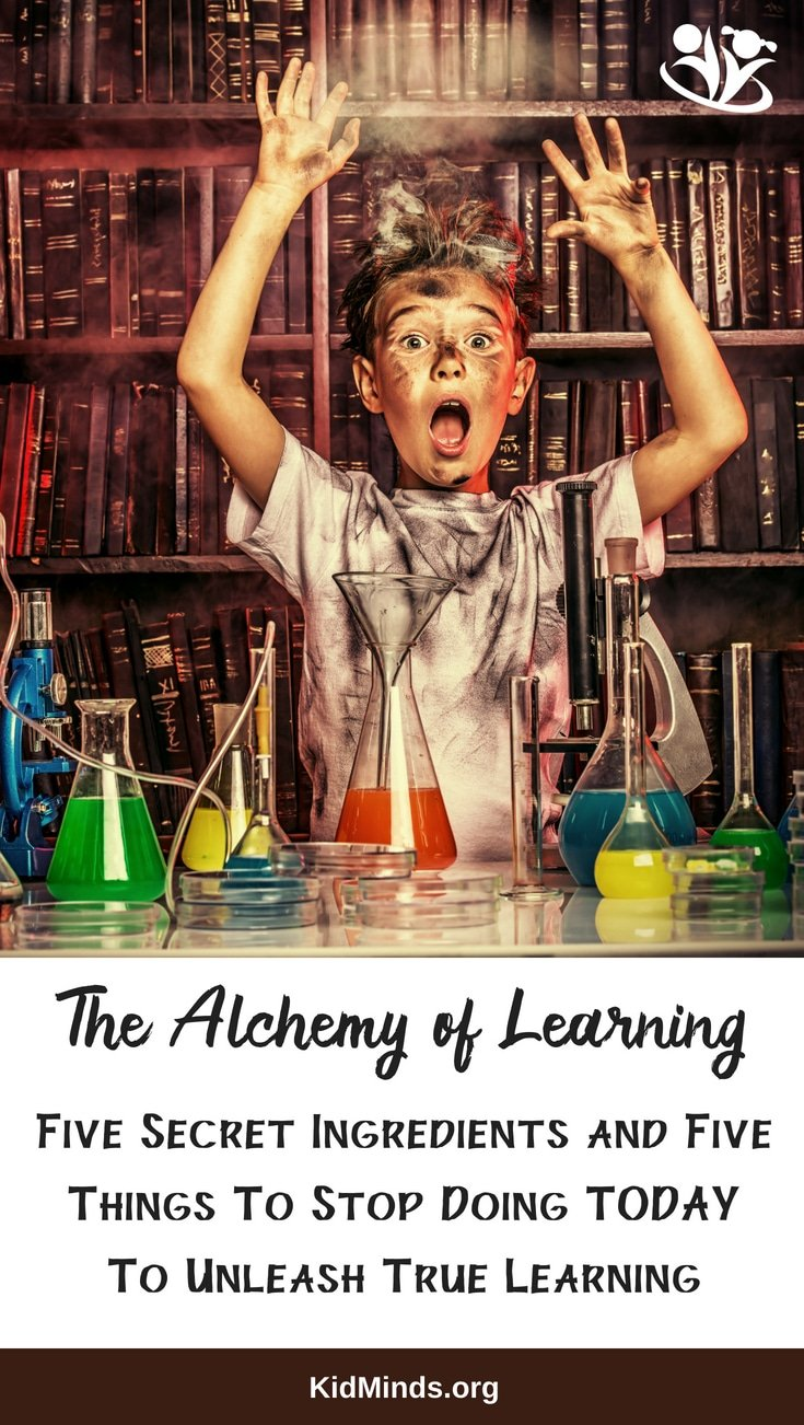 How do kids learn best? We can say that they learn by observing, questioning, exploring, and experimenting, and it would be true. But that's not the whole story. Every valuable mixture has a few secret ingredients. To supercharge your learning adventure and give it a boost, sprinkle some secret ingredients into your teaching and communicating. #learning #kids #science