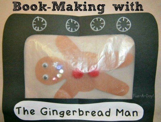Ten fun ways to play and learn with a Gingerbread Man theme: cookies, books, art, Christmas tree ornament, science, sensory, and more. #gingerbreadman #PlayandLearn #LearningEveryDay #WinterFun #MakingMemories