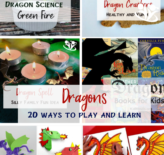20 Ways to Play and Learn with Dragons