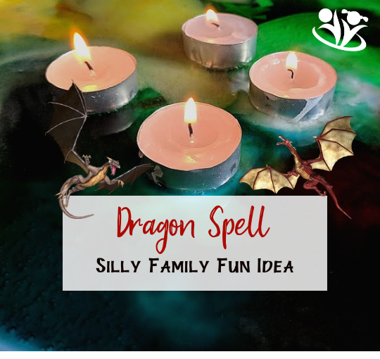 Dragon Spell for Kids
