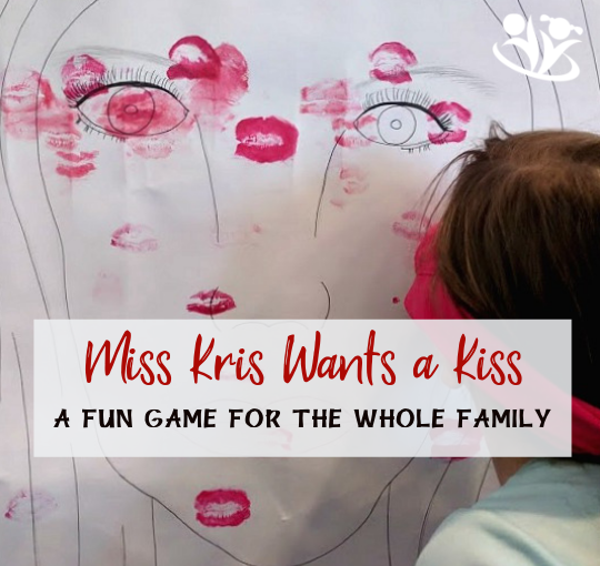 Miss Kris Wants a Kiss: a Game for the Whole Family
