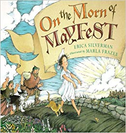 Children's book suggestion for every day in #May. The books on our list cover awidevariety of topics and feature unforgettable stories, imaginative plots, and creative illustrations. #raisingreader #kidlit #picturebooks  #kidsactivities #earlylearning  #childrensbooks #homeschooling  #booksforkids