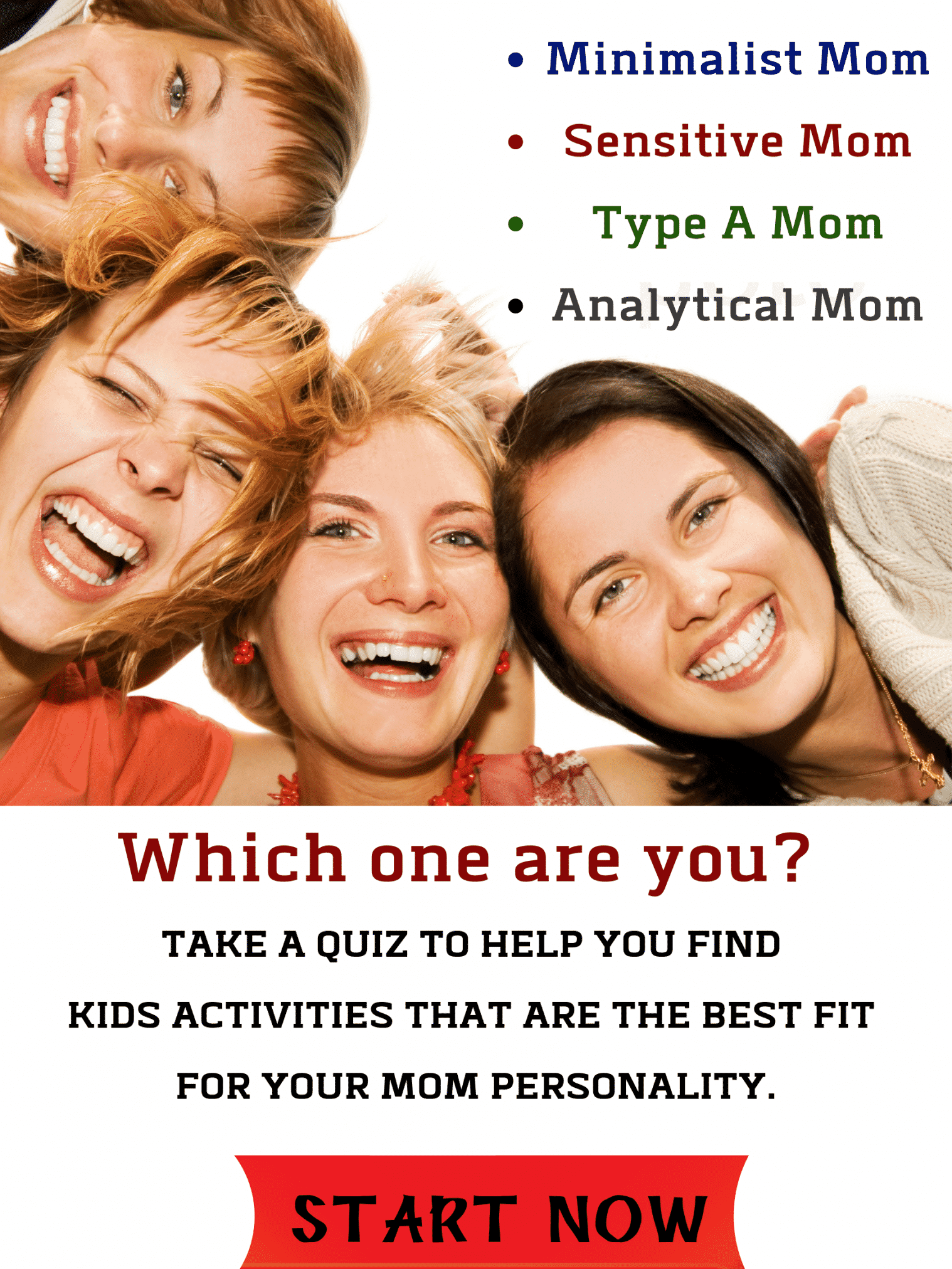 What is your mom type? quiz #parenting #formoms #activityplan