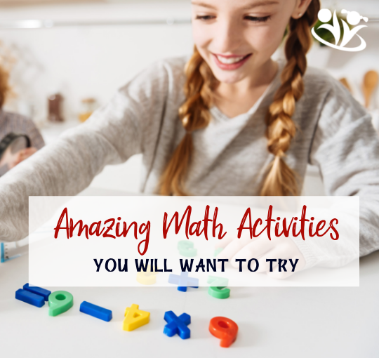 If you want to make your kids think and stretch their minds, check out the following amazing math activities. They will make a great addition to any math curriculum. #math #teachingmath #mathresources #homeschool #mathisfun #mathematics #practicalmath #welovemath #mathathome #kidsmath #mathmatters #iteachmath #handsonlearning #learningisfun #earlylearning #learningwithgames #mathgames #kidminds #kidsminds