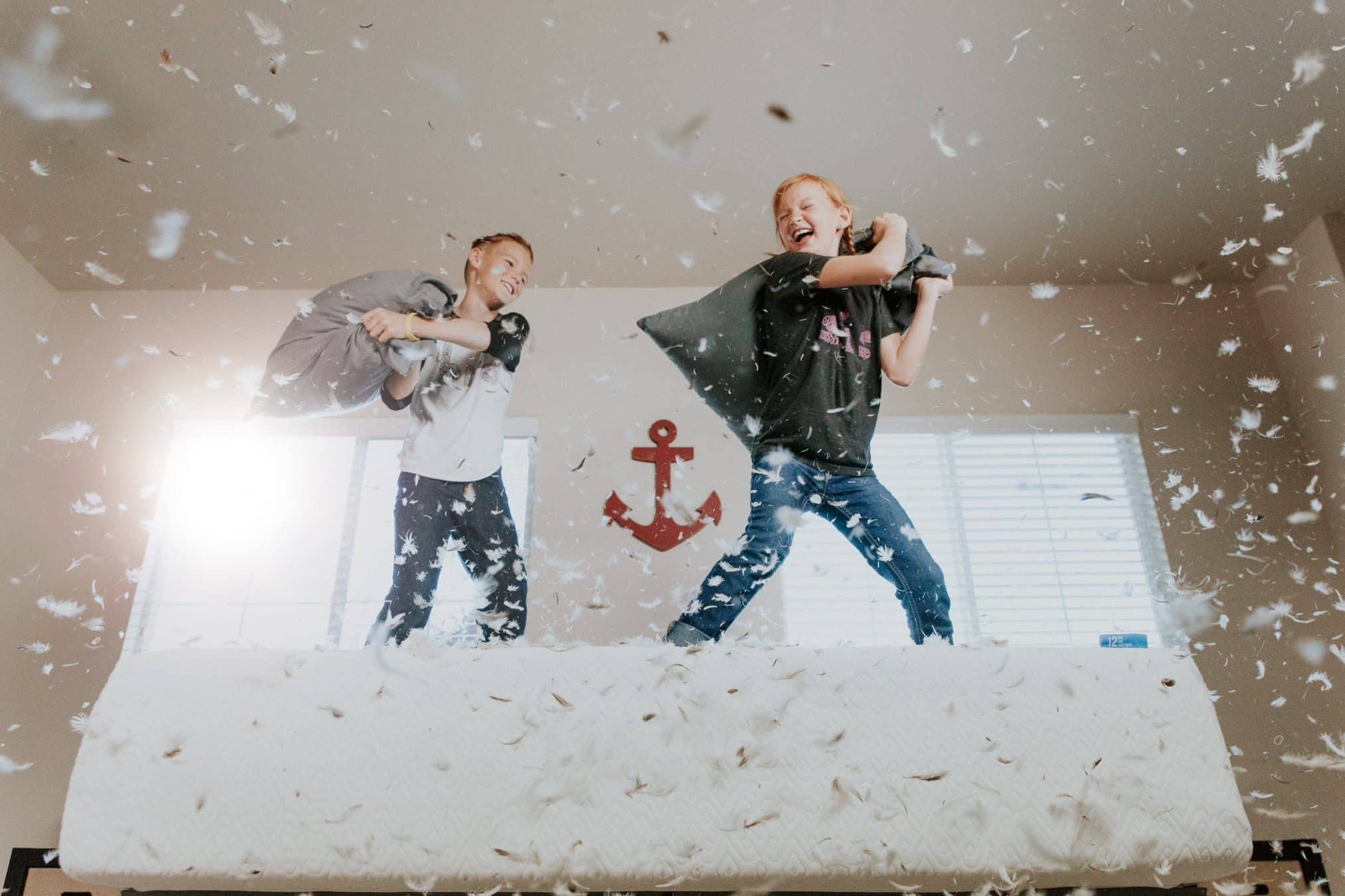 Ridiculously fun rainy day activities from your favorite bloggers: science activities, energy busters, craft ideas, and more.  #rain #handsonlearning #creativekids #learning #kidminds #energybuster #rainyday #littlekids #letkidsplay