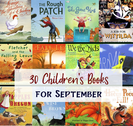 Best picture books to read with your kids in September #kidlit #picturebooks #raisingreaders #readinglist #books
