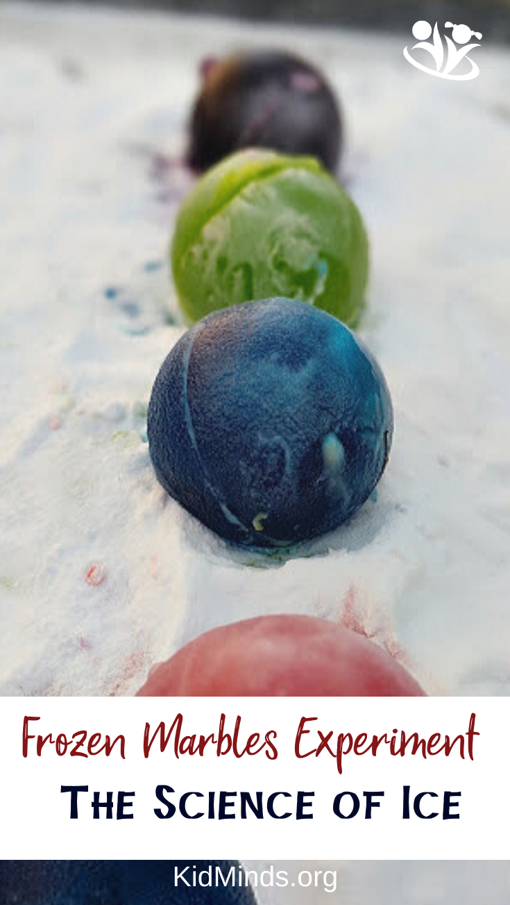 Let's play with frozen marbles and find out what surface makes ice melt faster. It's a great way to learn some science while having a lot of fun. #iceexperiments #kidminds #laughingkidslearn #handsonlearning #winterscience #ice #funlearning #scienceforlittlekids #kitchenscience #kidsactivities