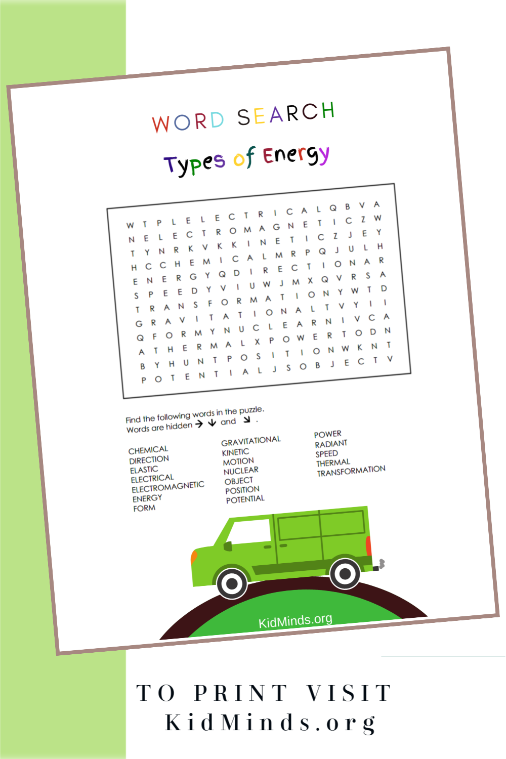 Introduce kids to the concepts of potential and kinetic energy with the help of Yoda, rump, and a Star Wars LEGO wheel droid. #creativelearning #kidsactivities #handsonlearning #kidminds #scienceforkids #printables