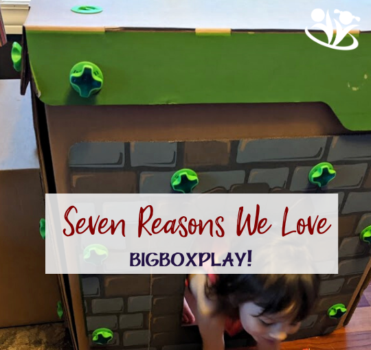 Seven Reasons We Love BigBoxPlay!