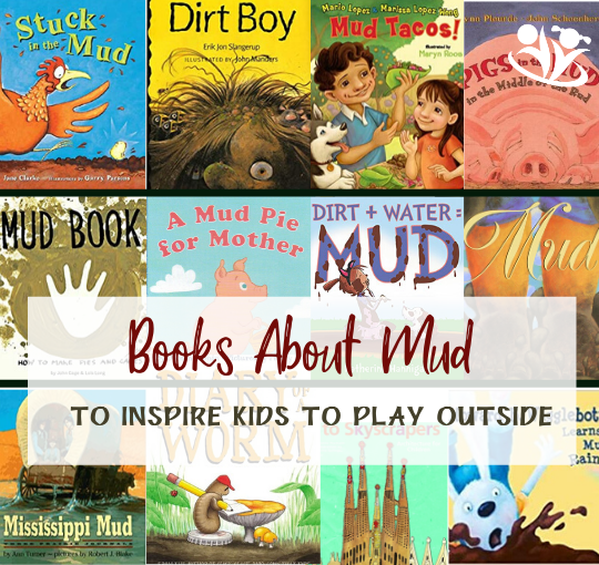 Books about Mud