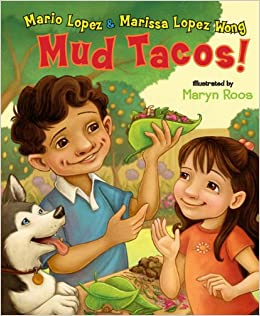 Ooey-gooey, sticky, and all-around fun children's books about mud to inspire outdoor play and exploration. #kidminds #booksforkids #kidlit #picturebooks #summer #mudplay #mudday