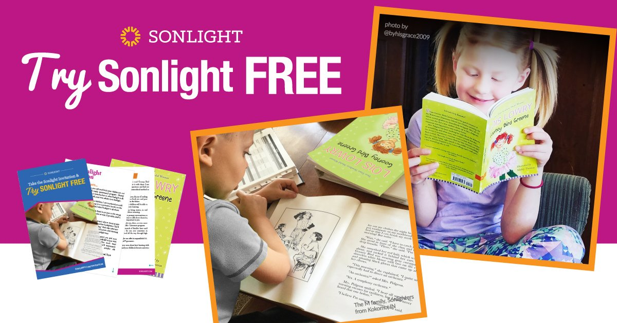 Sonlight is a literature-based homeschool curriculum that offers resources for a robust academic education. #homeschool #history #curriculum #sonlight