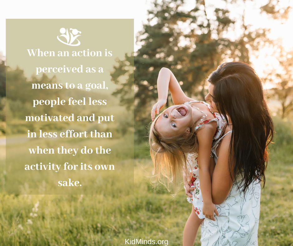 Do you feel like you always fall short? Stop trying to be a good mom. #positiveparenting #formoms #parentingtips