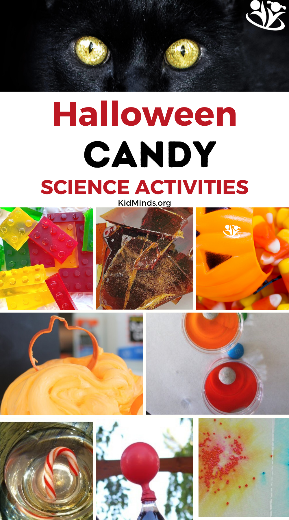 We took a closer look at historical Halloween traditions and discovered an abundance of opportunities for hands-on investigation. Halloween Science topics range from fire activities to candy experiments. #kidsactivities #Halloween #handsonactivities #STEAM #science #scienceforlittlekids