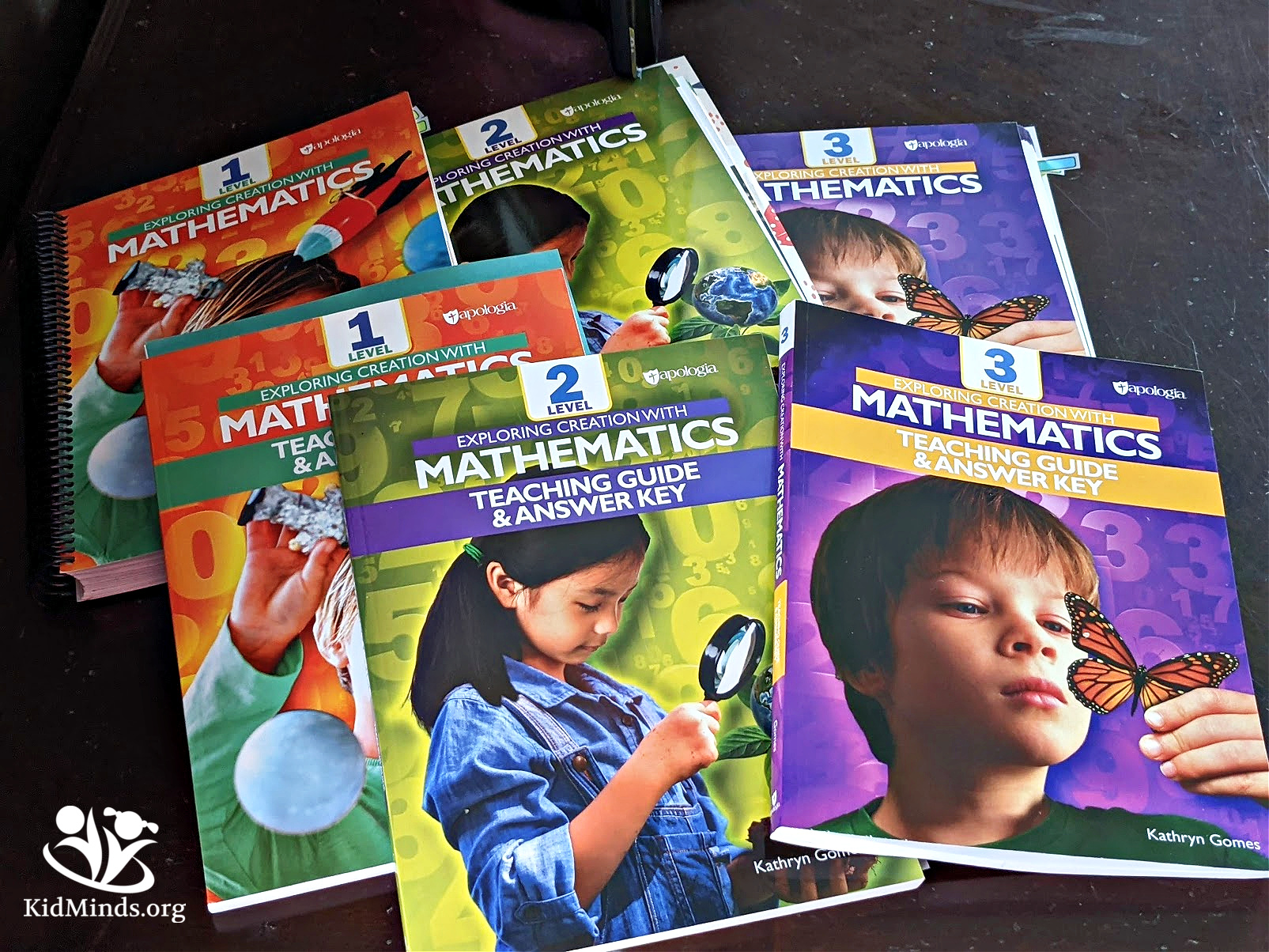 What would it be like to have fun teaching math at home? We tried the Apologia Math Curriculum for elementary grades and give it an enthusiastic thumbs up! #homeschooling #mathcurriculum