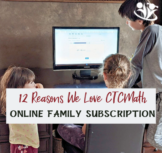 If you are looking for an online math curriculum, let me tell you about our experience using CTCMath since the spring of 2016! #homeschooling #mathcurriculum #CTCMATH