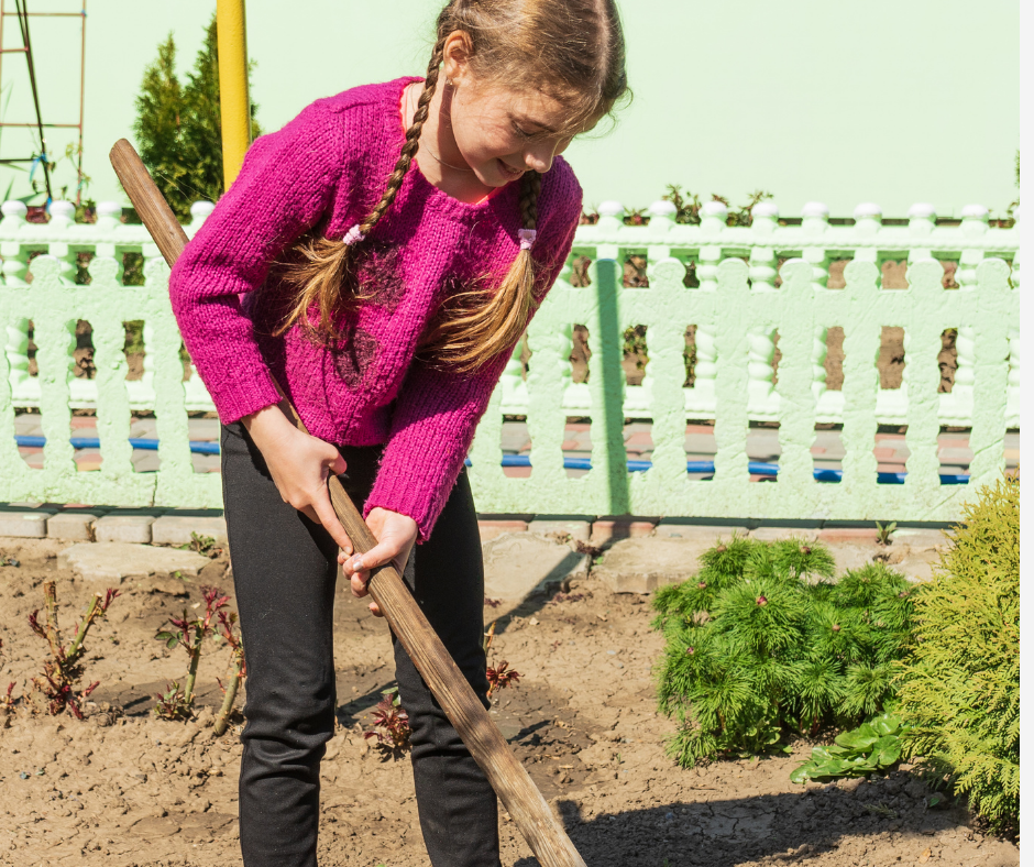 Celebrate summer and all the joys it brings with these nine gardening activities for kids! #summer #kidsactivities #natureinspiredlearning #kidminds #handsonlearning