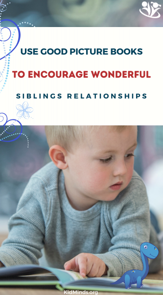 If your goal is to help your kids be friends for life, you will appreciate this collection of books to foster sibling relationships. #picturebooks #siblings #positiveparenting