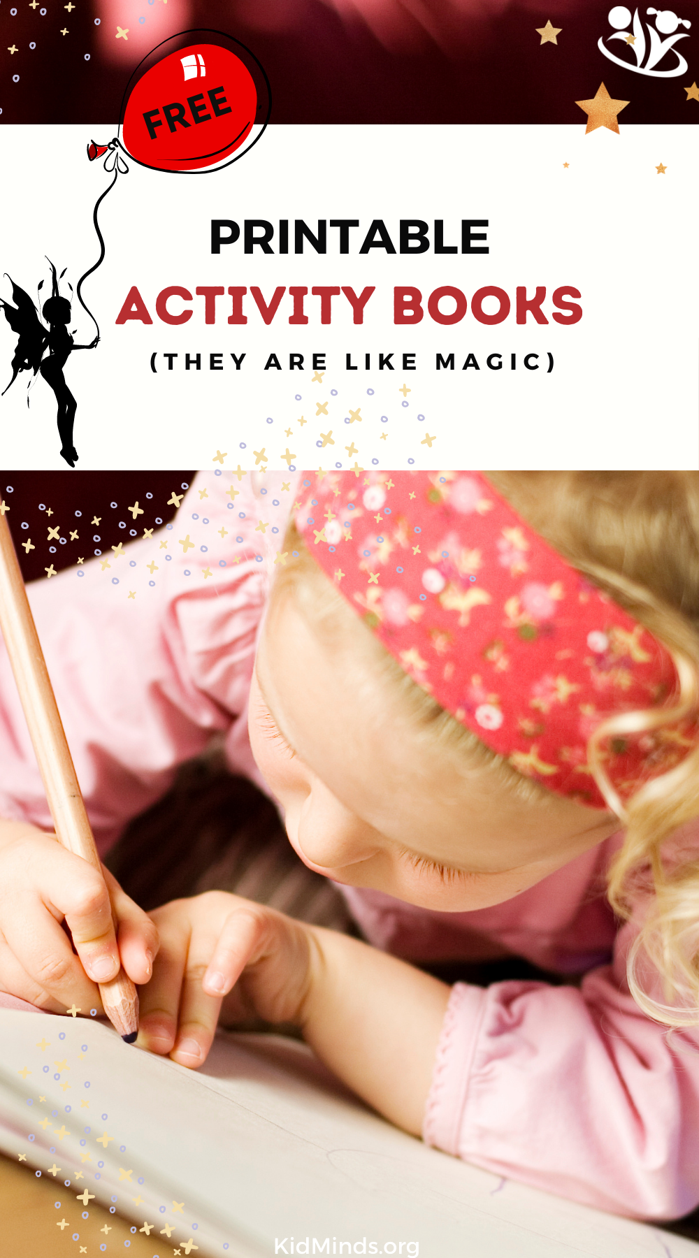 My printable activity books are designed to keep your kids busy and learning. And they are absolutely FREE! #kidsactivities #printables #boredombusters